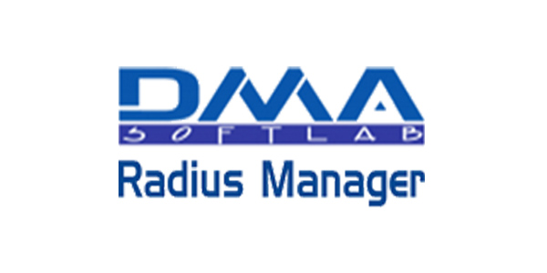 DMA Radius Manager